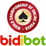 Bidibot online poker penny auction