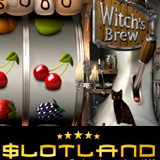 Witch's Brew slot available only at Slotland!