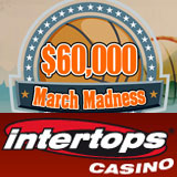 Intertops March Madness Casino Bonuses