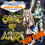 New slot game Coat of Arms at Jackpot Capital online casino