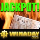Recordbreaking 225K Online Slot Machine Jackpot Won at WinADay Casino During 3rd Birthday Celebrations