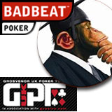Mentors at GUKPT Goliath in Coventry Scouting Talent and Demonstrating New MyGame Poker Training System
