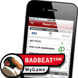 Badbeat.com Launches MyGame iPhone App to Complement Free Poker Training System