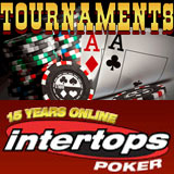 Free Rolls and Guaranteed Tournaments Highlight Intertops Poker Tourneys This Weekend