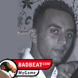 Sponsored poker player Stavros Ioannou Starts Badbeat sponsorship with winning streak