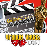 Grande Vegas Casino Oscars casino contest bonuses and cash back