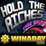 WinADay Casino New Slots Game with Free Spins and Hold Button