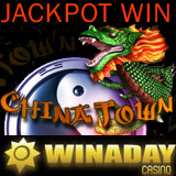 Mother Wins Record-Breaking Jackpot on Chinatown Slots Game at WinADay Casino