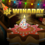 Casino bonuses slots tournament and new slots game for WinADay Casino birthday