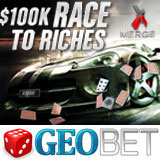 GEObet Hosts 100K Race to Riches Poker Tournaments