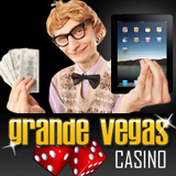 Race or Raffle Grande Vegas Casino Has Two Ways to Win an iPad