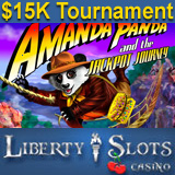 Liberty Slots 15K Amanda Panda Slots Tournament Starts Wednesday