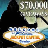 Jackpot Capital Casino Conjures Ghosts of the Past in $70,000 Graveyard Giveaway