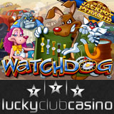 Lucky Club Casino New Watchdog Slot has Win-Win Feature that Guarantees Great Bonus Round Prizes