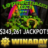 WinADay Slots Player Hits Jackpot While Taking a Little Holiday Me Time
