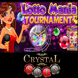 Retired Teacher Wins Lotto Mania Slots Tournament at Crystal Spin Casino