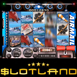 New Airmail Game at Slotland Puts Players in Control with New Re-spin Feature
