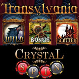 New Transylvania Slot has Quickly Become One of the Most Popular Games at Crystal Spin Casino