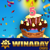 New Games Website and Jackpot Payouts Top Amazing Year at WinADay Casino