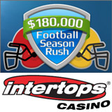 Intertops Casino Football Season Rush Casino Bonuses