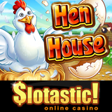 Players that Try the New Hen House Game at Slotastic can Win a Farm Vacation Getaway