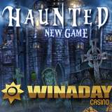 Free Chip to Try WinADay Casino New Haunted Slot Game Available