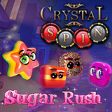New Sugar Rush at Crystal Spin Casino is a Sweet Christmas Treat