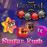 New Sugar Rush at Crystal Spin Casino is a Sweet Christmas Treat