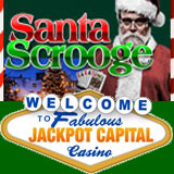 Jackpot Capital Players Win Casino Bonuses as they Help Santa Find His Christmas Spirit
