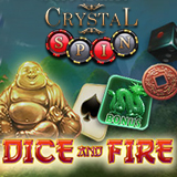 New Asian-themed Dice and Fire Brings Touch of Oriental Mystique to Crystal Spin Casino
