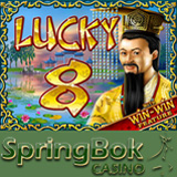 Sourth Africa Springbok Casino Introduces New Lucky 8 Asian-themed Slot Game for Chinese New Year with Bonuses and Free Spins