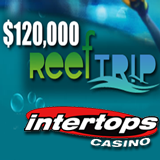Wealth in the Waves during Intertops Casino Reef Trip Leaderboard Race for Casino Bonuses
