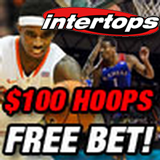 Gators Seeing Heaviest Action as March Madness Betting Begins Free Bet and Deposit Bonus Now Available at Intertops Sportsbook