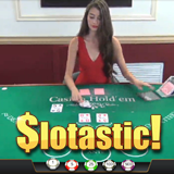 Slotastic Introduces New RTG Live Dealer Roulette Baccarat and Casino Holdem
