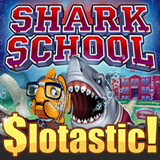 Teachers and Pupils Survive Deadly Shark Attack — in New Shark School Slot at Slotastic!