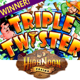 High Noon Casino Player Wins Nearly Half Million Dollars During Triple Twister Free Game Features