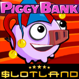 Slotland Giving Freebie for New Piggy Bank Slot with Bonus Reels and Daily Draws for Bonuses