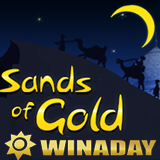 WinADay Exotic New Sands of Gold Penny Slot Brings the Mystique of Arabian Nights to Unique Online Casino
