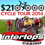 Intertops Casino Cycle Tour Casino Bonuses Begin