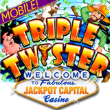 Jackpot Capital Issues Tornado Alert as Triple Twister Slot Game Makes Mobile Casino Debut this Summer