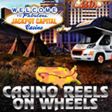 100K Reels on Wheels Casino Bonus Road Trip Continues at Jackpot Capital Casino