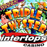 Intertops Casino VIP Player Wins Big on Triple Twister Slot