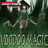 Casino Bonus Available to Try Eerie New Voodoo Magic Slot Game at Intertops Casino
