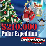 Casino Bonus Race has Begun in Intertops Casino Polar Expedition