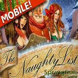 Naughty List Christmas Slot Now in Springbok Mobile Casino