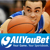 AllYouBet Starts US College Basketball Championships with Hoops Bonus and Final Four Free Bet