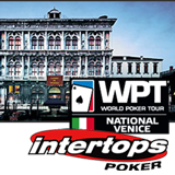 Intertops Poker WPT Venice Online Satellite Tournaments Begin Tomorrow