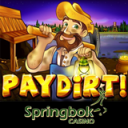 South Africa Springbok Casino Names Pay Dirt Game of the Month after Winning Streak