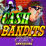olden Euro Casino Introduces RTGs New Cash Bandits Slot with Casino Bonus and Free Spins