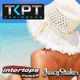 Online Satellite Tournaments Sending Champion to TKPT St Maarten with Prize Package